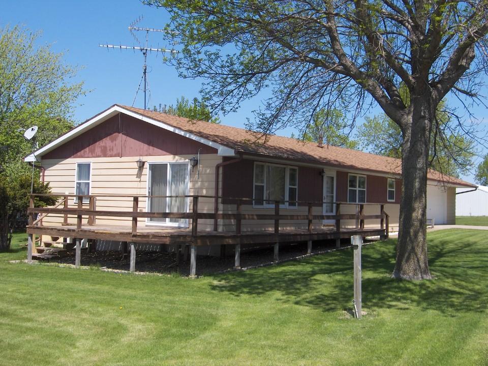 the house near loon lake