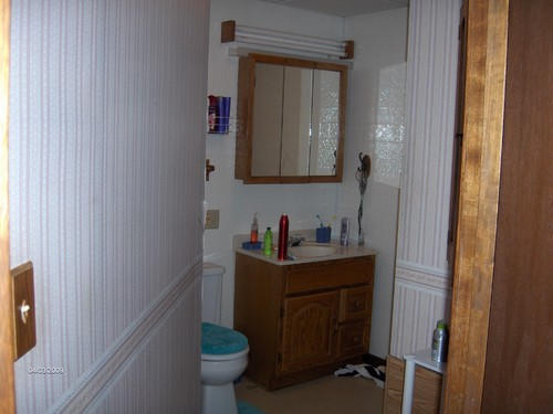 newer bathroom