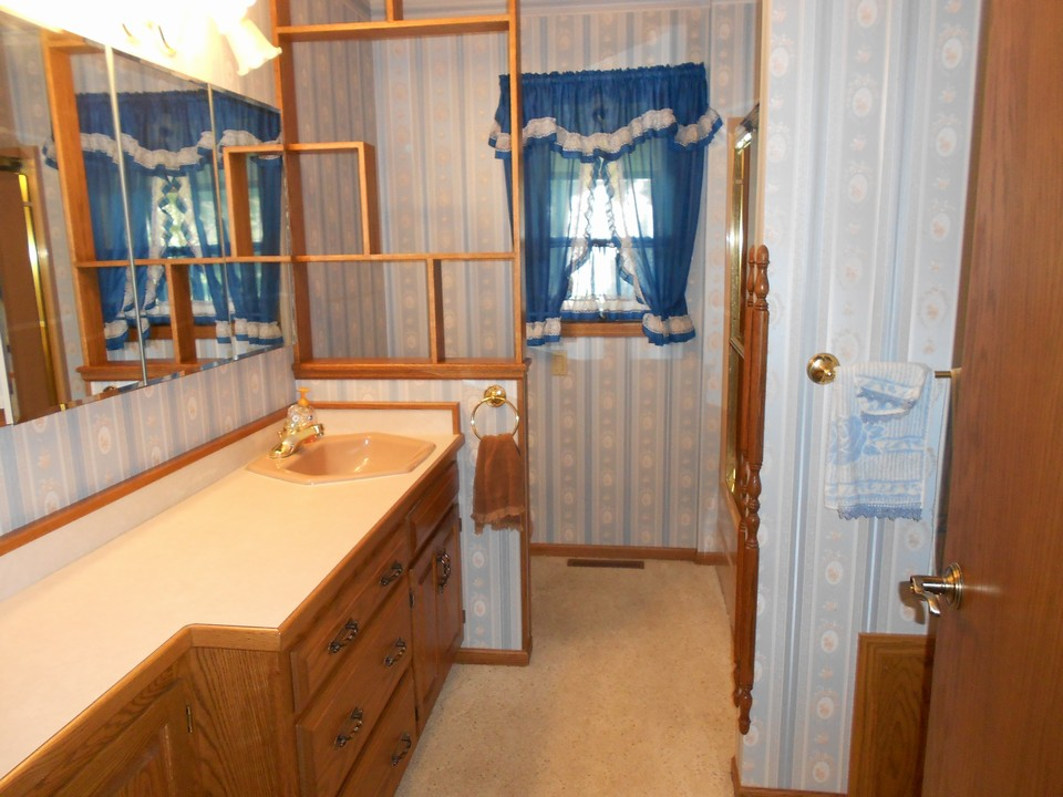 large bathroom on main floor